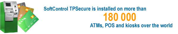 SafenSoft TPSecure - protects ATMs, POS systems, kiosks, and other electronic self-service devices